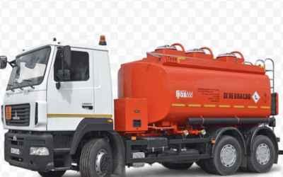 Доставка топлива цистерной бензовозом - Тула