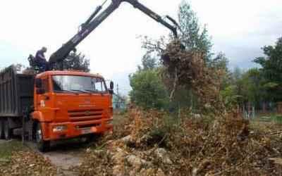Вывоз строительного мусора - Узловая, цены, предложения специалистов