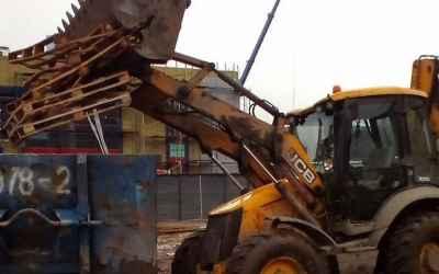 Вывоз строительного мусора - Заокский, цены, предложения специалистов