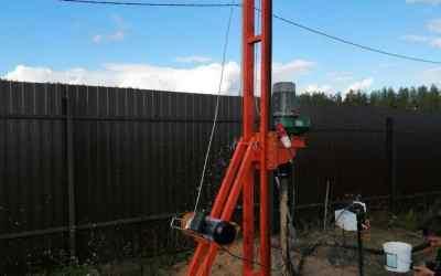 Бурим скважины на воду, абиссинские скважины - Тула, цены, предложения специалистов