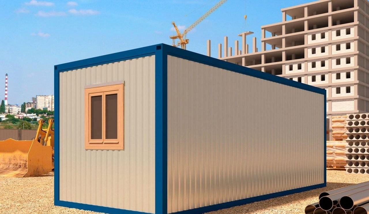 Аренда и продажа блок-контейнеров (бытовок) - Тула