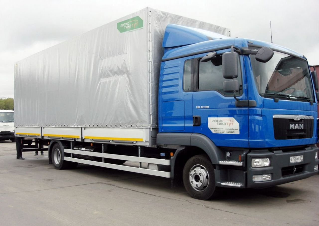 Грузоперевозки 5,10 тонн, тент - Тула, цены, предложения специалистов