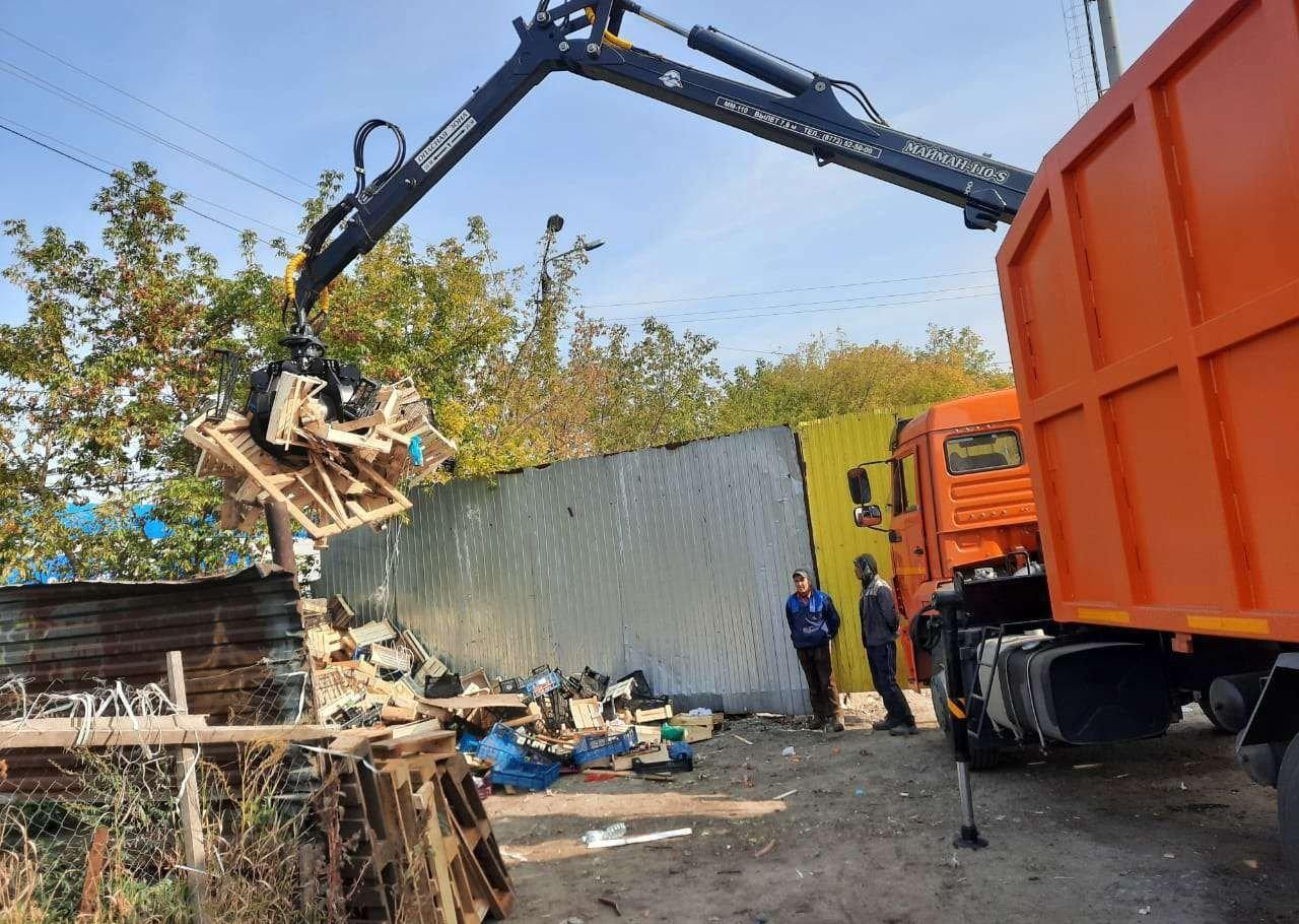 Вывоз строительного мусора - Киреевск, цены, предложения специалистов