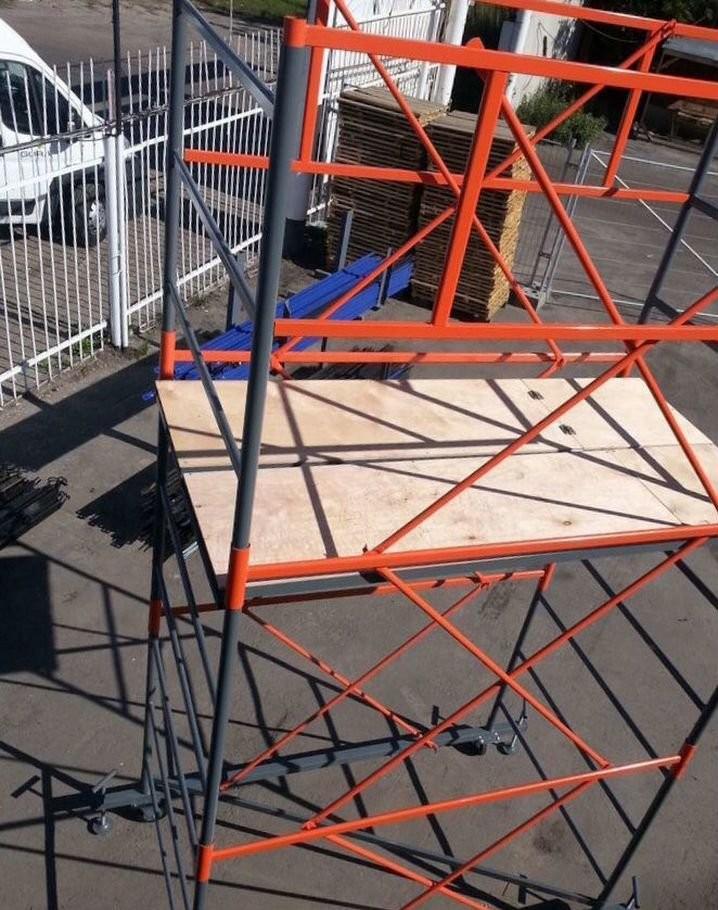 Аренда Вышки туры высотой до 17 метров - Узловая, заказать или взять в аренду