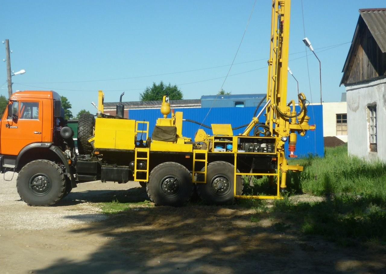 Бурим скважины на воду - Новомосковск, цены, предложения специалистов